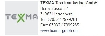 TEXMA Textilmarketing GmbH